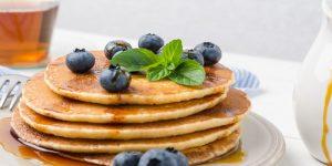 Recetas de tortitas de Herbalife
