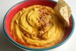 Receta de hummus de Herbalife