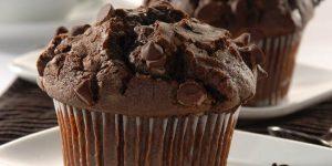 muffin de chocolate de herbalife