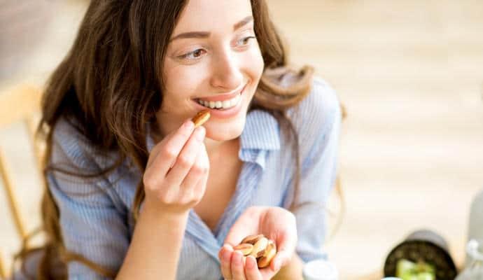 snack aperitivo saludable