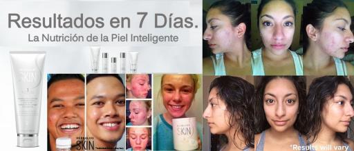 herbalife skin resultados 7 dias