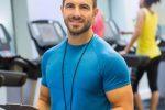 entrenador personal monitor gym