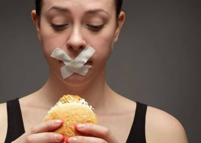 hacer dieta sin pasar hambre bajar peso