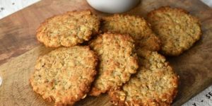galletas de avena herbalife
