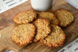 galletas de avena herbalife