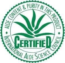 aloe certified herbalife