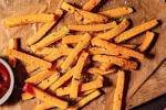 patatas fritas de calabaza