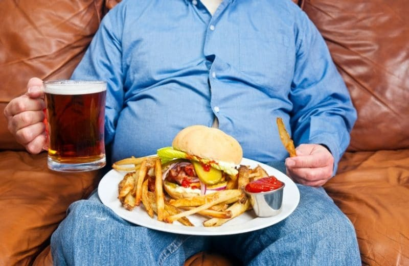 sedentarismo obesidad alzheimer