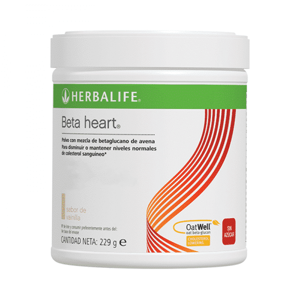 beta heart herbalife baja colesterol
