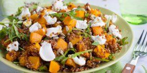 ensalada quinoa herbalaife