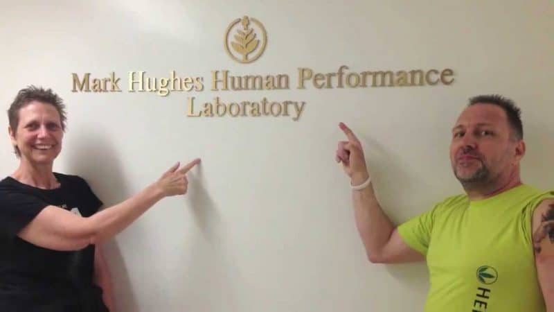 mark hughes laboratory herbalife